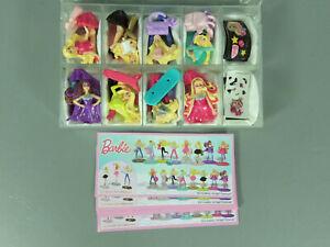 HPF-Barbie-2016-Komplettsatz-alle-BPZ