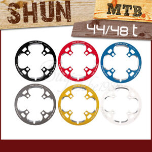 SHUN Crank Chainring Guard Bike Chain For MTB BCD 104mm