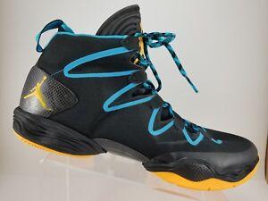 premium selection ce5ae 0a8e4 Details about Nike Air Jordan XX8 Flight Plate Lace Up Basketball Shoes  Mens 16M 616345-036
