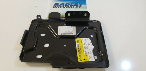 22989633 NEW GM OEM BATTERY TRAY CHEVROLET GMC CADILLAC B218