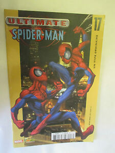 Ultimate-Spider-Man-Numero-17-d-039-Aout-2003-034-Un-type-ordinaire-034-Panini-Comics