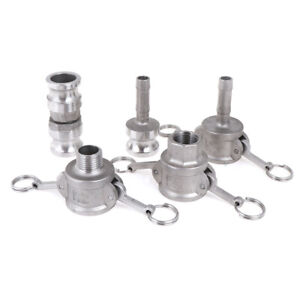 1pc-304-Stainless-Steel-Homebrew-Camlock-Fitting-Adapter-1-2-034-MPT-FPT-BarbPLUS