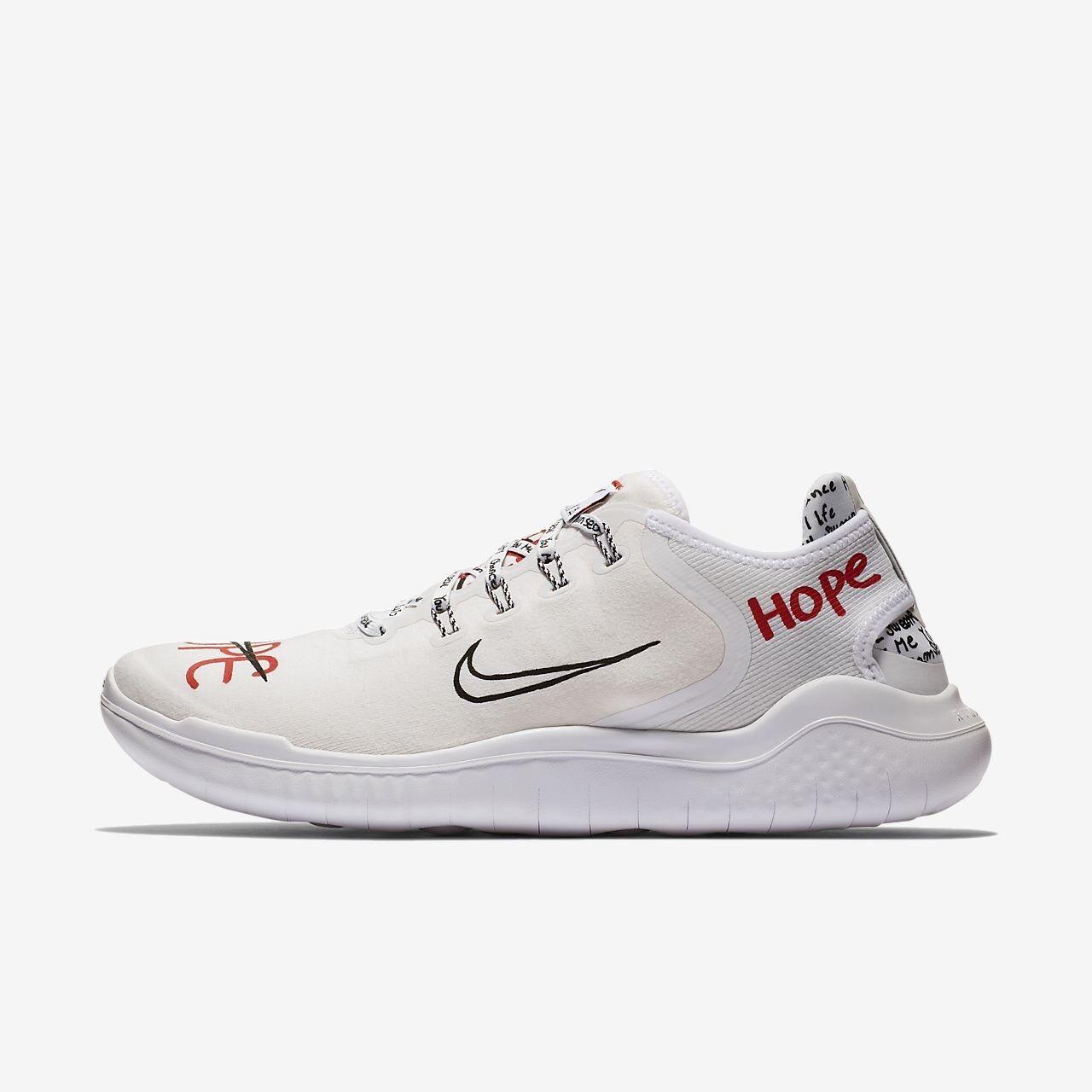Nike x novo free RN 2018 de camiseta para los pies de 2018 los hombres ah3966-1talla 12,5 ea8cfa