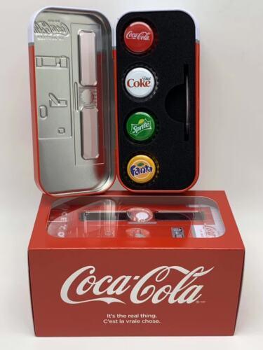Coca-Cola Bottle Cap 2020 Fiji 4xS$1 Silver Coins Set 4x6g