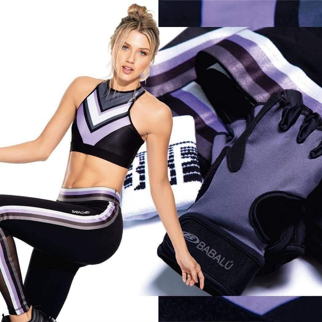Babalu Fashion Sport Leggings  With Transparency  check out the cheapest