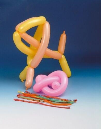 30 pièces Modellierballon