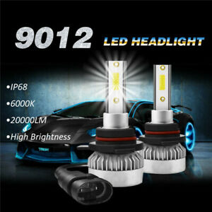 2-Pcs-TXVSO8-9012-200W-20000LM-Car-LED-Headlight-Kit-Headlight-Bulbs-6000K