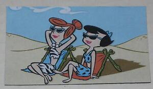 "Pebbles Flintstone /""Wilma Feeding Pebbles/"" Floppy Magnet Approx 2/"" x 2 7//8/"""