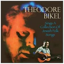 Sings a Collection of Jewish Folk Songs by Theodore Bikel (CD, May-2013,...