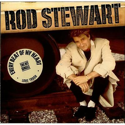 ROD STEWART Every Beat Of My Heart 1986 UK VINYL LP RECORD EXCELLENT CONDITION