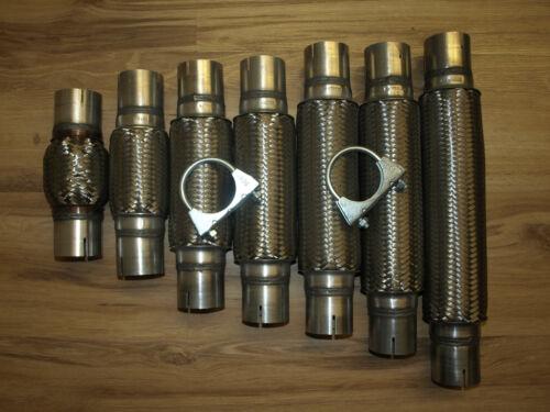 350mm Flexrohr Hosenrohr  Montage ohne Schweißen Ø55 250mm