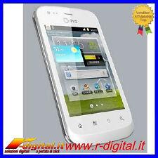 SMART PHONE iPRO 9350 ANDROID UMTS 3,5 CAPACITIVO NERO BIANCO TELEFONO CELLULARE