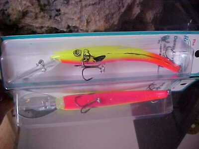 Reef Runner 800-252 Series Deep Cast//Troll Lure for Trout//Bass//Walleye//Salmon
