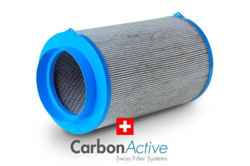 Carbon active Homeline 800m³ 200mm carbón activado-filtro olor AKF de cocina grow