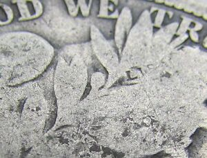 1909-Fine-VG-Barber-Silver-Half-Dollar-in-a-SAFLIP