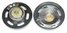 Piccolo Loud Altoparlante 0,25 W, 8ohm (DIAMETRO 40mm X 10mm spessore)