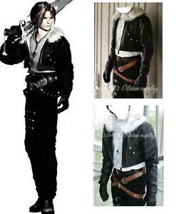 Final Fantasy VIII 8 Squall Lionheart Cosplay Costume