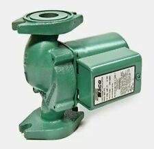 Taco 007 F5 7ifc Cast Iron Circulator Pump With Integral Flow Check