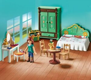 PLAYMOBIL-9476-Lucky-039-s-Bedroom-NEW-2018-S-amp-H-FREE-WORLDWIDE
