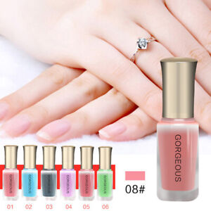 PM-10ml-Candy-Color-Translucent-Quick-Drying-Nail-Varnish-Manicure-Art-Tool