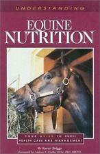 Understanding Equine Nutrition (Horse Health Care Library) Briggs, Karen Paperb