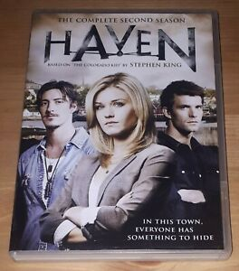 Haven-Season-2-DVD-4-Disc-Set-Complete-Second-Season