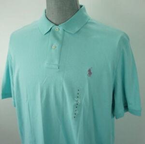 Green Ralph LakMint Details Interlock Polo Men's Xl Lauren ShirtAdrndk About 4jLRq3A5