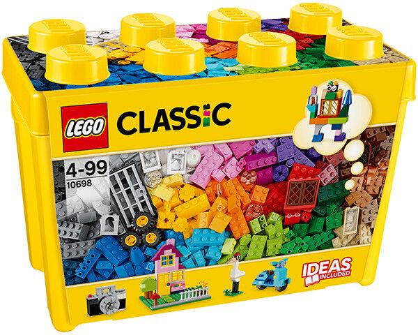 LEGO ® Classic Große Bausteine-Box 10698