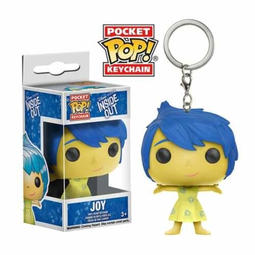 Pocket POP Keychain-Inside Out-Joy