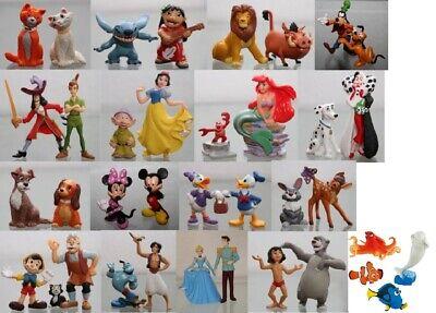 DISNEY Pvc Kunststoff-Figur//Figuren-Aussuchen SETS BULLYLAND,Bully
