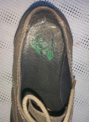 Vero uomo 43 Cuoio Dall'Italia Natural Scarpe Size Top Yq54HOd