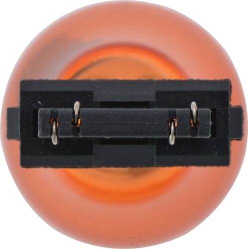 Turn Signal Light Bulb-Base Philips 3357NALLB2