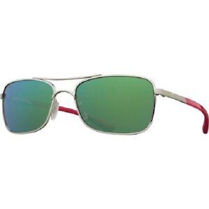 30ca432258 NEW Costa Del Mar Palapa Paladium Crystal Red Green AP83 OGMGLP 580G ...