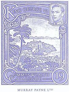 The-Commonwealth-King-George-VI-Catalogue-19th-Edition-Murray-Payne-Ltd