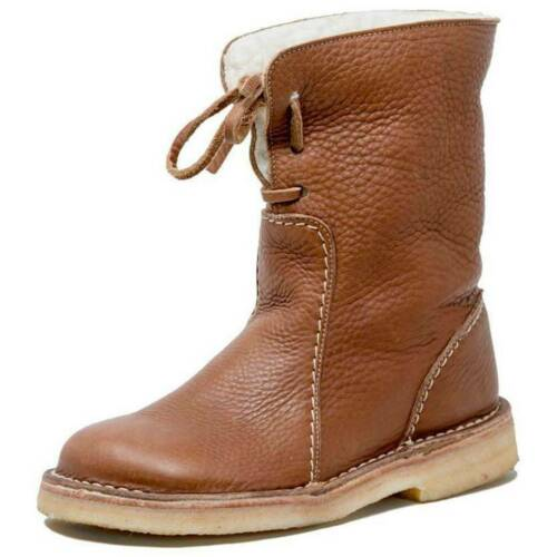 Winter Warm Mid calf Rain Womens Boots Outdoor Garden Boots J