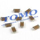 Lotto di 10 x condensatore SMD multistrato 1206 da 100nF 100V
