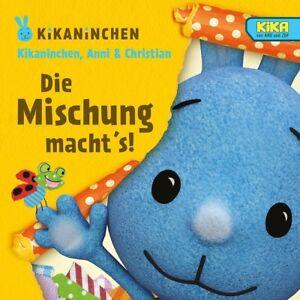 ANNI-amp-CHRISTIAN-KIKANINCHEN-DIE-MISCHUNG-MACHT-039-S-CD-NEU