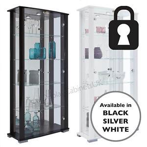 Stella 2 Door Gl Display Cabinets