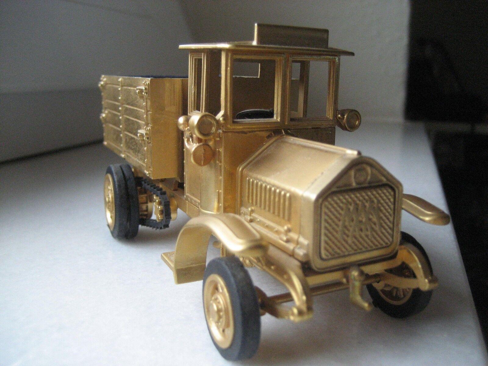 Se primer camión 1923 24 oro -- top modelo