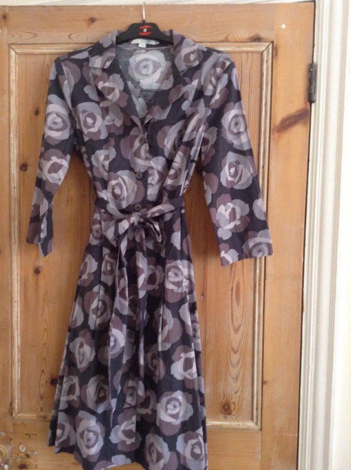 Boden Stunning Floral Dress - Size 12 R