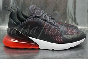 finest selection b210d 1c9f5 Image is loading NIKE-AIR-MAX-270-OIL-GREY-OIL-GREY-