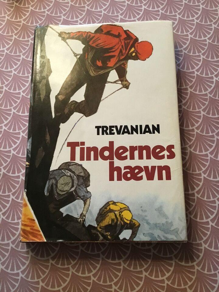 Tindernes hævn, Trevanian, genre: roman