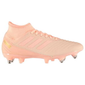 best service ac0c6 ec141 Image is loading adidas-predator-18-3-Mens-SG-Football-Boots-