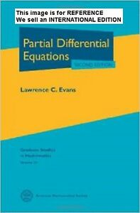 Partial-Differential-Equations-by-Lawrence-C-Evans-2010-Int-039-Ed-Paperback-2Ed
