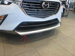Mazda-CX-3-2016-Nuevo-OEM-Frente-Borde-Accent-Original-Accesorios-DD2F-V3-890A