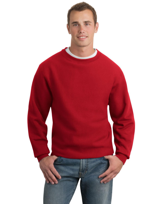 Sport Tek Men's Heavyweight Casual Long Sleeve Sweatshirt XS-4XL. F280