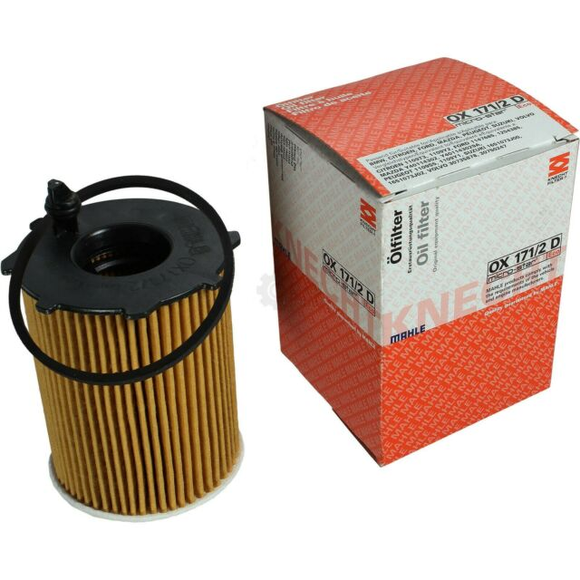 Filtro aceite 1.6 HDI OX171/2D 1109AY Peugeot Ford Citroen