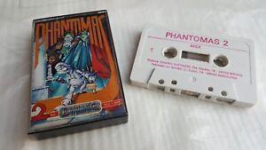 MSX-Game-Phantomas-2-Dinamic