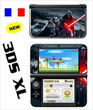 VINYL SKIN STICKER FOR NINTENDO 3DS XL - 3DSXL REF 201 STAR WARS