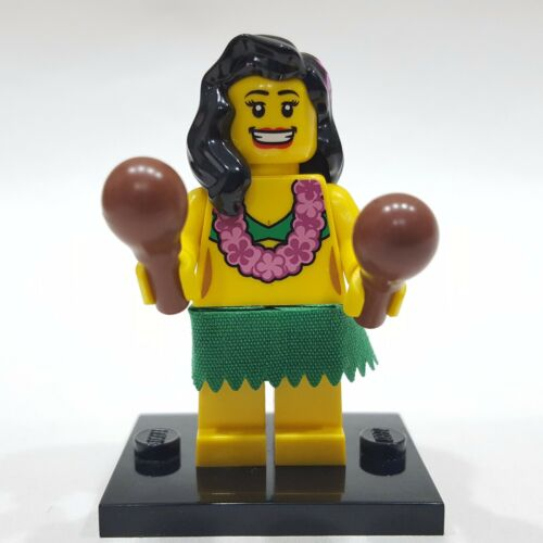 LEGO Collectible Minifigure #8803 Series 3 HULA DANCER (Complete)